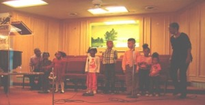 Jubilee UMC Children's Choir
